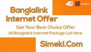 banglalink-internet-packages