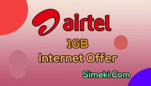 airtel 1gb internet offer