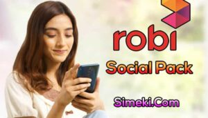 robi social package