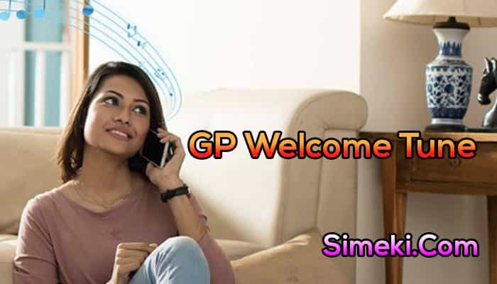gp welcome tune off code